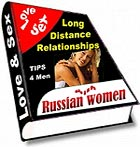 Sex and Love with Russian Women